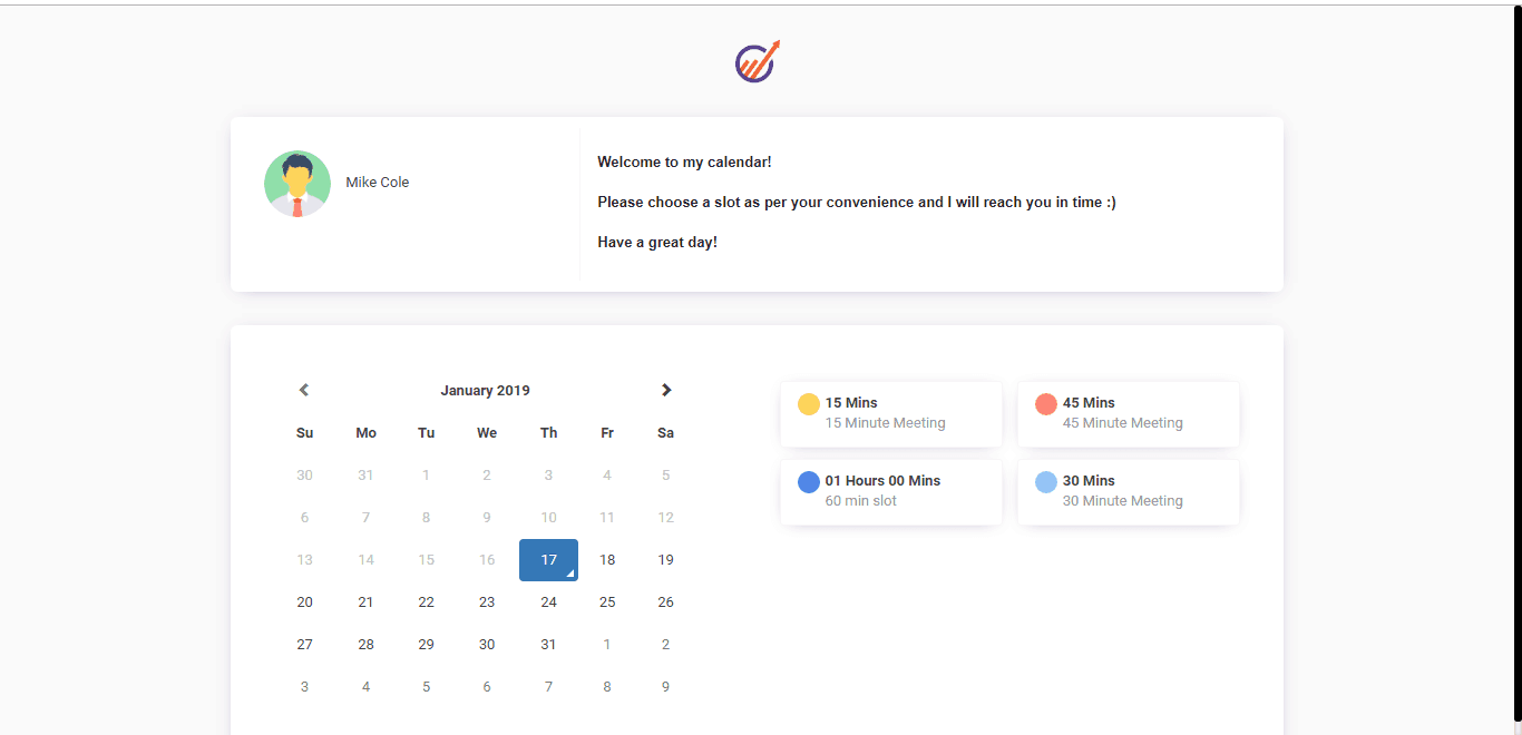 free appointment scheduling in crm